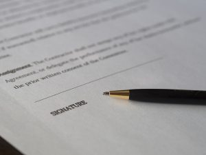 Gestion Locative : contrats